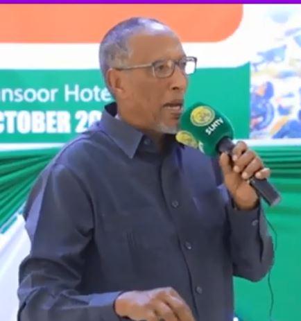 Daawo: Madaxweynaha somaliland oo ka qayb galay xus loo sameeyey shuhadada SNM.