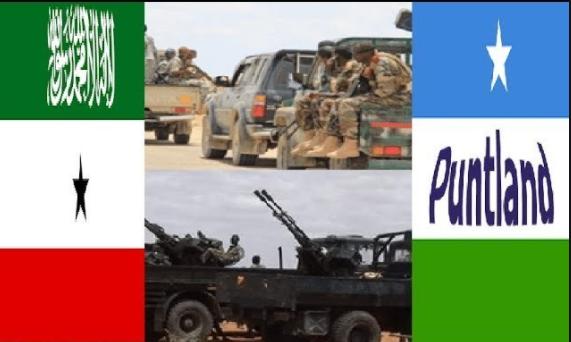 Puntland Oo Sheegtay Inay Dagaal Ku Qaadayso Somaliland Iyo Xaalad Kacsan Oo Taagan