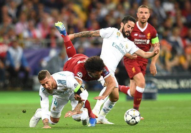 Miyuu Mohamed Salah Ku Eedeynaa Dhaawaciisa Sergio Ramos? Macalinka Jirdhiska Liverpool Ruben Pons Ayaa Ka Jawaabaya.
