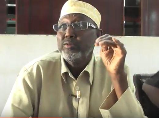 Hargeisa:-Gudoomiyaha Gudida Joogtada Ah Ee Golaha Guurtida Somaliland Oo Warbixin Ka DHagaystay Wasiirka Horumarinta Gaadidka Iyo Jidadka Somaliland.