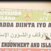Gudaha:-Wasaarada Diinta Iyo Awqaafta Ee Somaliland Oo Ka Hadashay Nin Fidinayay Diinta Kiristanka.