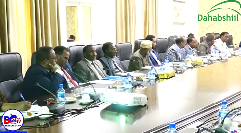 Golaha Wasiirrada Somaliland Maxay Ka Yidhaahdeen Mashruuca Maamul Daadejinta Dawladaha Hoose