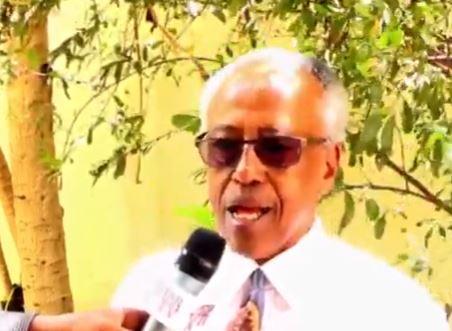 Daawo Wasiirki Hore Ee Wasaarada Warshadaha S/land Maxamed Saleeban Weyne oo ka Hadley Gudidii Somaliya