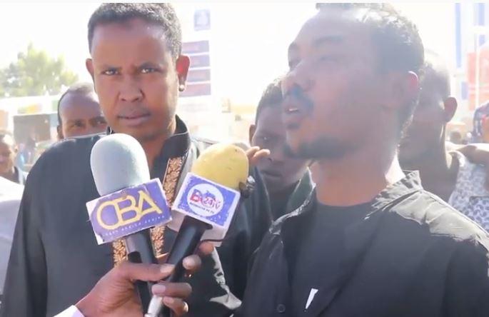 Burco: Daawp Hiliblayaasha magaalada burco mudaharad la hor tgay dawlada hoose ee burco