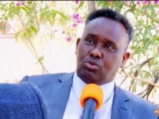 """Hargeisa:-""""Weli Soomaaliya Iyo Somaliland Geela Ayaa Isugu Jiraa Markaa"""