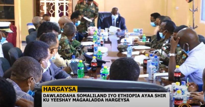 Hargeysa: Daawo Ujeedada Shir Magaaladda Hargeysa Ku Dhex Maray Somaliland Iyo Ethiopia
