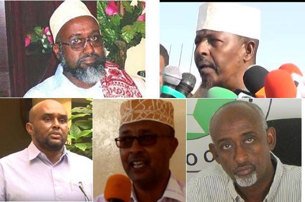 Xog-Xasaasiya Ah:-Magacyada Salaadiin Iyo Ganacsato Reer Somaliland Ah Oo Garowe U Tagay Xal U Raadinta Dagaalka Tuko-Raq.