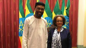 Ujeedada Kulamo Uu Madaxweynaha Maxkamada Dambiyada Ee ICC La Qaadanayo Hogaamiyeyaasha Afrika.