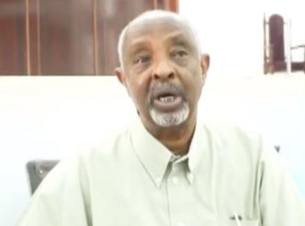 HARGEYSA: DAAWO WASIIRKA ARIMAMAHA GUDAHA SOMALILAND MAXAMED KAAHIN OO HORTAGAY GUDIGA JOOGTADA AH EE GOLAHA GUURTIDA