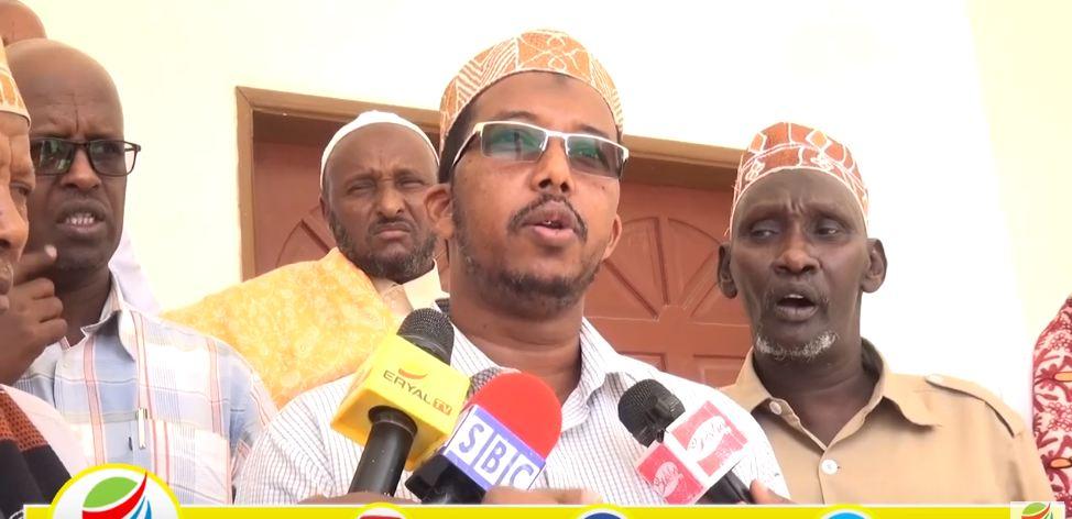 Gudaha:-Golaha Guurtida Somaliland Oo Sheegay Inay Dalka Ka Saareen Nin Diinta Kiristanka Ku Faafinayey Dalka.