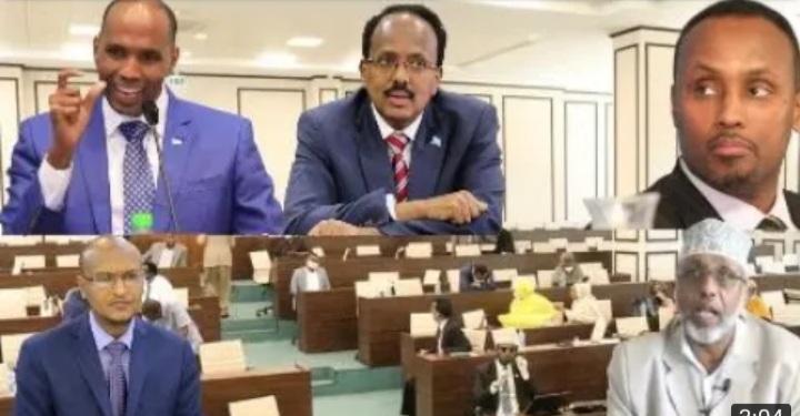 Daawo:-Xildhibaanada Muqdisho kaga Shaqaysta Magaca Somaliland oo Cadaadis la Saaray