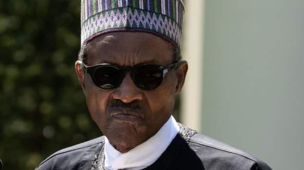 Madaxweynaha Nigeria oo ku baaqay in la joojiyo cuntooyinka laga soo dhoofiyo dibadda