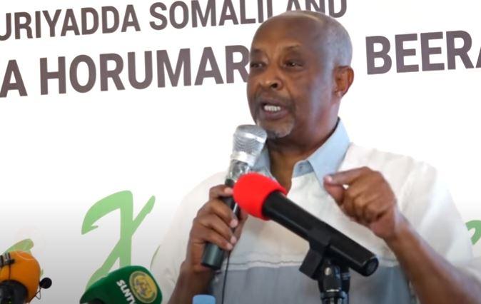 """Daawo""""In Maanta Koore Lagu Yidhaahdo Halkan Gunuu Ku Joogaa Waa Shil Qaran, cidda Tidhina Maalin awr umay dhaamin somaliland'' Wasiir Kaahin"""