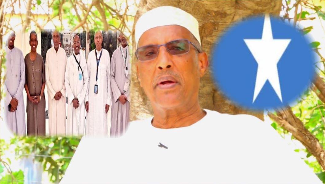 Daawo:-Madaxwayne Muuse Oo Ka Hadlay Sawirkii Ay Wada Galeen Wasiirada Somalia.