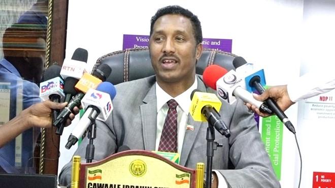 War Deg Deg Ah:-Wasiir hore oo madaxwayne ku xigeenka Somaliland eedayn usoo jeediyay+Arimaha Uu Ku Eedayay.