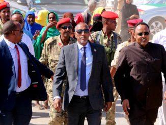 Berbera:-Qaabkii Loogu Soo Dhaweeyey Magaalada Berbera Madaxweynaha Somaliland Iyo Dareenada Shacabka Reer Berbera.