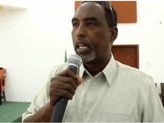 Hargeisa:-Guurtidii Nabadeynta U Tagtay Deeganka Dhumay Oo War Bixin Siiyey Golaha Guurtida