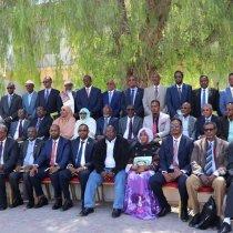 Hargeisa:-Shirkii Golaha Wasiiradda Somaliland OO Qodobo Muhiim Ah Lagaga Hadlay