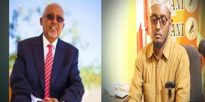 'Madaxweyne Ku-Xigeen May Ahayn In aad Xaflad Qabsato Ee Waxa Ay aheed Gobolad Bariga..''' Waddani