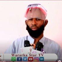 """""""Madaxweyne Deeqaha Imanaya Si Siman U Soo Gaadhsii Dalka Iyo Gobolada Bariga""""Xildhibaan Bidhi Oo Baaq Uu Diray Madaxwaynaha Somaliland"""
