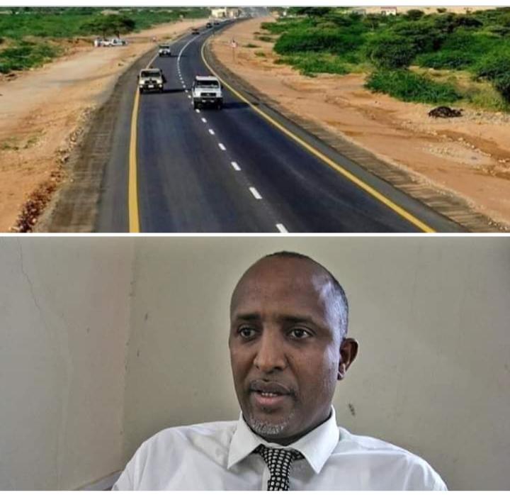 Maamulihii Waddada Berbera Corridor Oo Is-casilay & Masuulka Cusub Oo Ee Lagu Bedelay