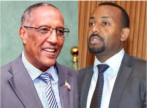 Itoobiya Oo U Muuqata Inay Si Weyn Uga Shakiday Dhaqdhaqaaqa Masar Ee Somaliland Iyo Aamusnaanta Xukuumadda Madaxweyne Biixi