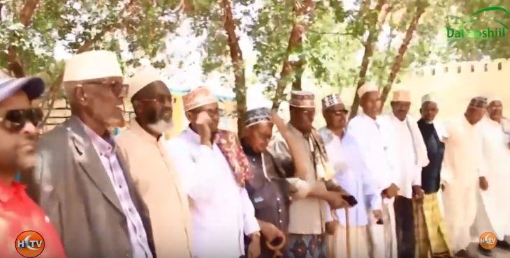 Madaxdhaqameedka Somaliland oo Baaq u direy Labada Beelood ee Ceel-afwayn ku Dagaalamay