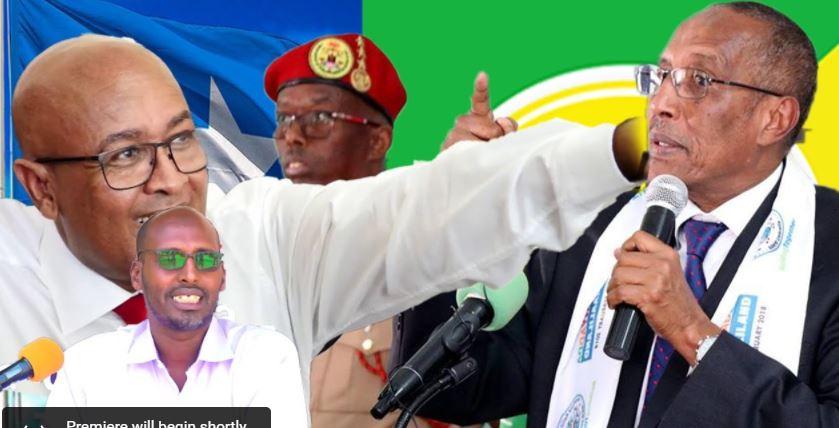Xisbiga Waddani oo Eedaymo u Jeediyey Xukuumada Somaliland.
