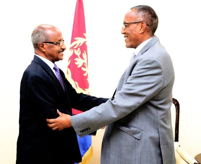 Somaliland Iyo Ereteriya: Ma Asmara Ayaa U Socotay Indho-Indhayn Keliya Oo Hargeysa Ayaa Ciyaarta Khalad Fahantay Mise Diblomaasiyada Ayaa Soo Guuxaysa