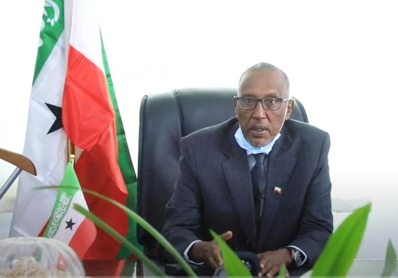 Madaxweynha Somaliland oo Xadhiga Ka Jaray Dhisme Cusub oo Łaba Dabaq ah oo ay yeelan Doonto Beeruhu
