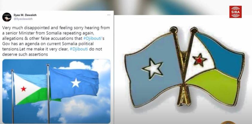 Daawo:-Dawlada Jabouti Oo Iska Difaacaday Eedo Ugu Yimid Dalka Somalia+Khilaaf Cusub Oo Soo Kala Dhex Galay Labada Dal.