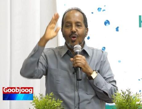"""""""Villa Somalia waan iska joogayaa cid yeelaysa ma jirto"""