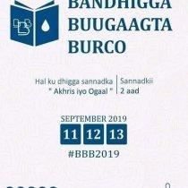 Bandhigga Buugaagta Burco Waa Burjigii Hal-Abuurka Togdheer.