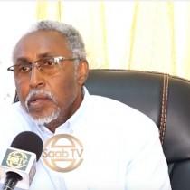 """Hargaysa:Ictiraafka Somaliland Waxaa Hortaagan Dawladda Ingiriiska""""Xil, Cabdiraxmaan Dheere Oo Ka Hadlay Dawladaha Hor Taagan Ictiraafka Somaliland"""