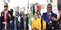 Wasiirka Cusub Ee Wasaaradda Warfaafinta Somaliland Oo Xilkii La wareegey.