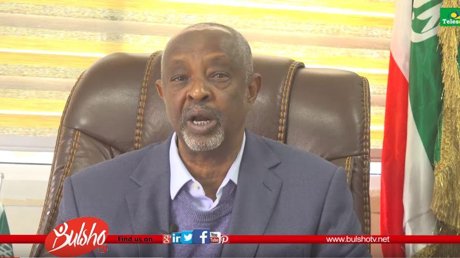Gudaha:-Wasiirka Wasaarada Arimaha Gudaha Somaliland Oo Digniin U Diray Shacabka Reer Somaliland+Arimaha Soo Kordhay.