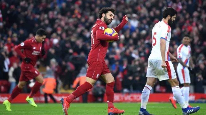 Maxay Ahaayeen Rekoodhadii Cajiibka Ahaa Ee Mohamed Salah Looga Diwaan Galiyay Kulankii Crystal Palace.