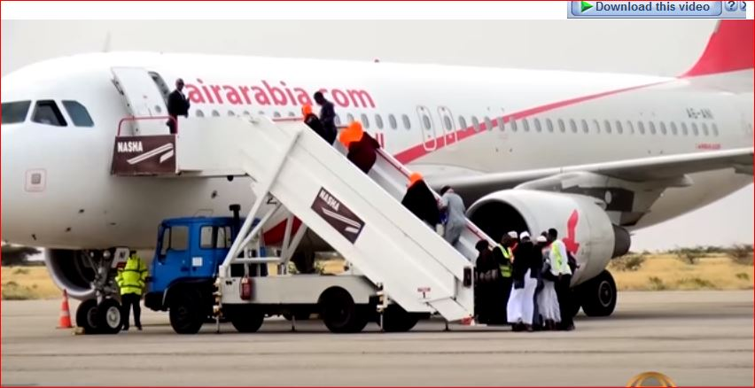 Gudaha:-Shirkadda Ocean Airline Oo Qaaday Xujaajtii Ugu Horaysay Reer Somaliland
