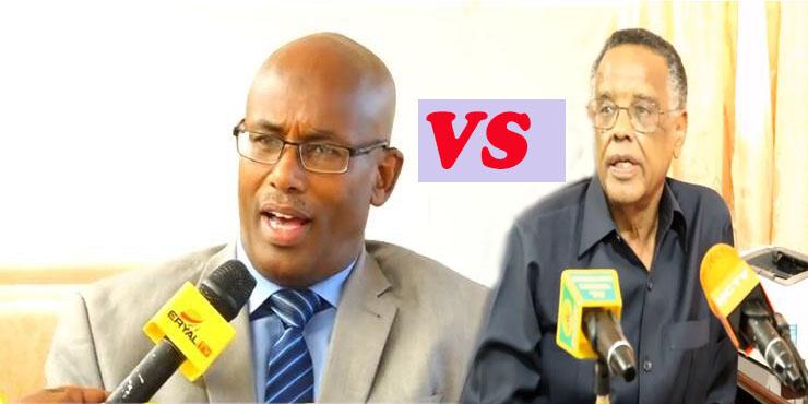 """Hargeisa:-Khilaaf Ka Dhex Qarxay Golaha Wakiilada Somaliland""""Xilkii Waa Layga Qaadaya"""" Xil Nasir Cali Shire."""