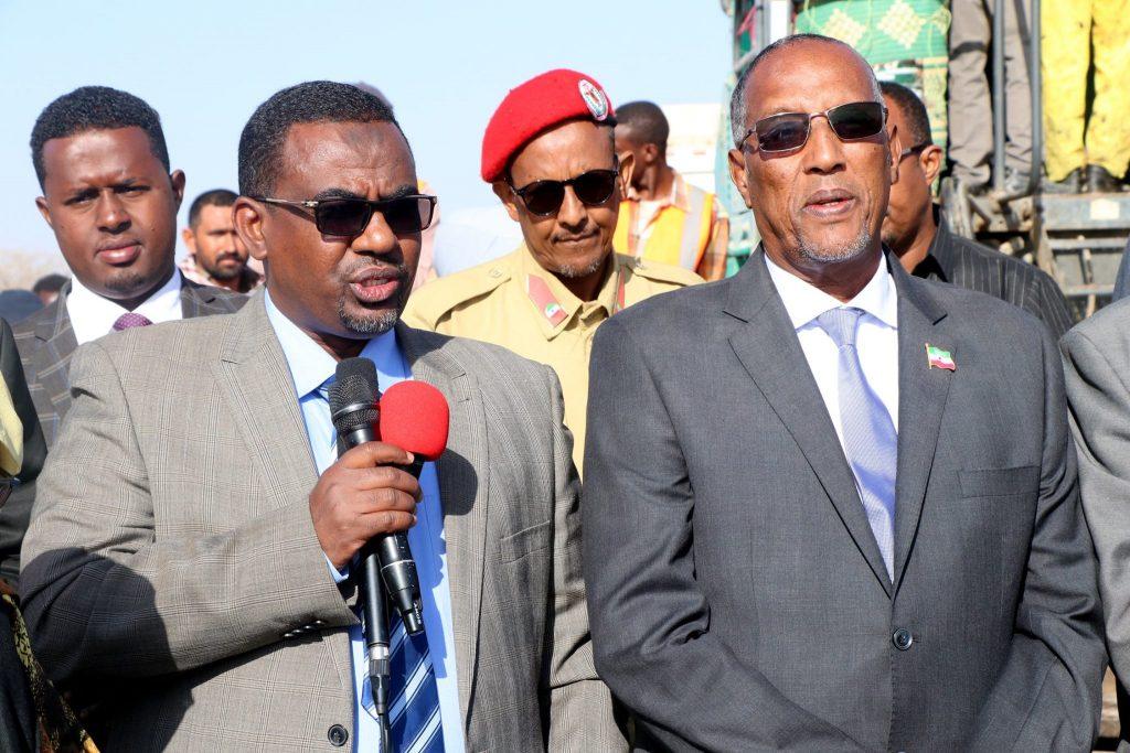 Hargeisa:-Madaxweynaha Somaliland Oo La Filayo In Uu Dib U Magacabo Wasarada Uu Horay U Baabiyay Iyo Masuulka Loo Magacabayo.