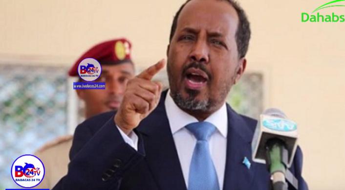 Daawo:-Madaxweyne Hore Ee Somalia Oo Hada Warbaahinta La Hadlay Iyo Arimo Ku Saabsan Somaliland Oo Uu Ka Hadlay.