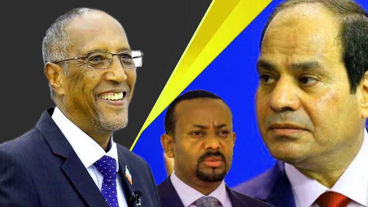Somaliland Oo Qayb Oa Noqotay Dagaalka Masar & itoobiya Wabiga Niilka.
