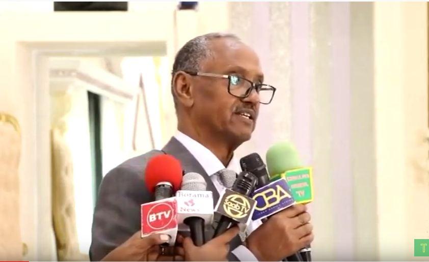 Wasiirka Ganacsiga Somaliland Iyo Badhasaabka Gobalka Awdal Oo Si Adag Uga Hadlay xaalada Gobalka Iyo Jabhadaha Ka Dilaacay