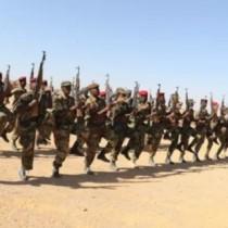 Madaxweynaha Somaliland Oo Ciidanka Qaranka Dhambaal Hanbalyo Ah U Diray