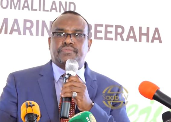 """Daawo """"Gobollada Bariga Somaliland ayay gef ka galeen Xisbiga WADDANI"""" Wasiir Koore"""