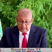 Gudaha:-Gudoomiyaha Xisbiga Waddani ayaa shacabka Somaliland Ugu Hambalyeyay xuska maalinta Qaran ee 18 May.