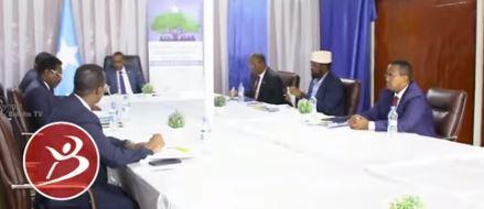 Muqdisho: Daawo Nuxurka Qodobada Lagaga Wada Hadlay Shirka Wada Tashiga Somalia