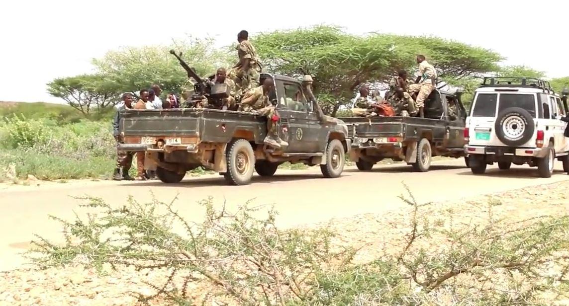 Taliyihe Caarihii Ka Goostay Somaliland oo Puntland Kula Biiray Dagaalka Tukaraq Muuqaalna Iska Duubay.