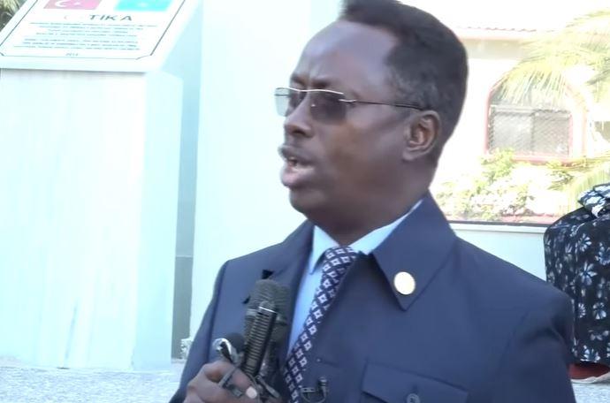 """Daawo:-""""Waxaan RW Ka Codsaneynaa Dadka Kasoo Jeeda Somaliland Loo Madaxbaaneeyo Doorashadooda""""Xil Maareeeye."""