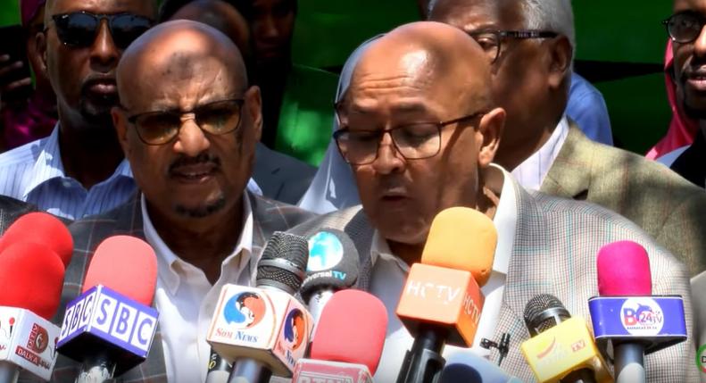 Gudaha:-Xisbiyada Mucaradka Ah Ee Somaliland Oo Hada Warbaahinta La Hadlayay Aya Ka Dayriyay Xaalada Uu Dalku Kusugan Yahay.